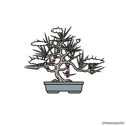 Bonsai For Christmas - クリスマスのための盆栽
